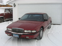 1994 Buick Regal 2 Dr Custom Coupe picture, exterior