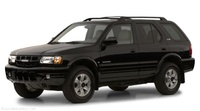 1999 Isuzu Rodeo Overview