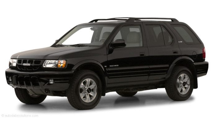 Picture of 1999 Isuzu Rodeo 4 Dr LS 4WD SUV