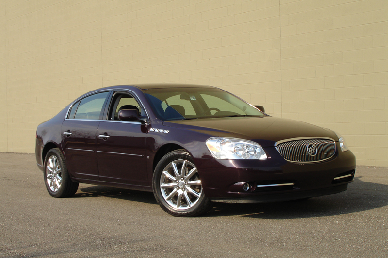2008 buick lucerne cxs related infomation specifications. Black Bedroom Furniture Sets. Home Design Ideas