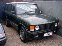 Picture of 1991 Land Rover Range Rover County SE, exterior, gallery_worthy