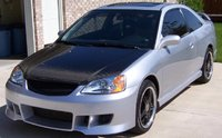 Picture of 2002 Honda Civic Coupe EX, exterior, gallery_worthy