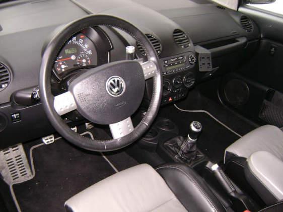 2002 Volkswagen Beetle Interior Pictures Cargurus