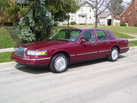 1996 Lincoln Town Car Pictures Cargurus