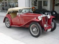 Picture of 1948 MG TC, exterior