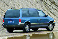 Picture of 1991 Plymouth Voyager SE, exterior