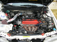 1991 Honda Accord LX, my engine, engine