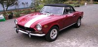 Picture of 1976 FIAT 124 Spider, exterior
