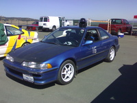 1992 Acura Integra 2 Dr LS Hatchback picture, exterior
