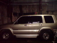 2002 Isuzu Trooper Picture Gallery