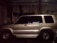 Picture of 2002 Isuzu Trooper, exterior