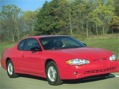 2002 chevrolet monte carlo overview cargurus. Black Bedroom Furniture Sets. Home Design Ideas