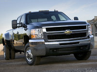 Picture of 2008 Chevrolet Silverado 3500HD LTZ Crew Cab 4WD, gallery_worthy