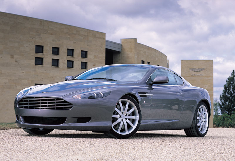 Picture of 2007 Aston Martin DB9 Coupe, exterior