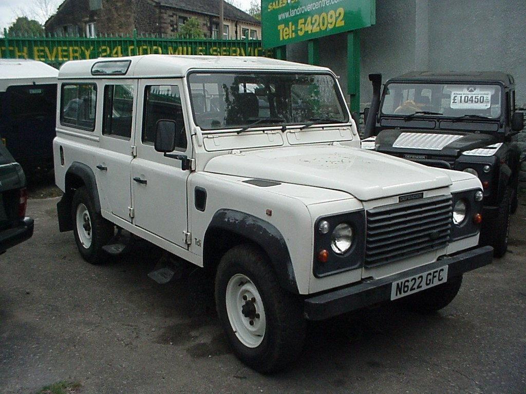 1995 land rover defender - overview - cargurus