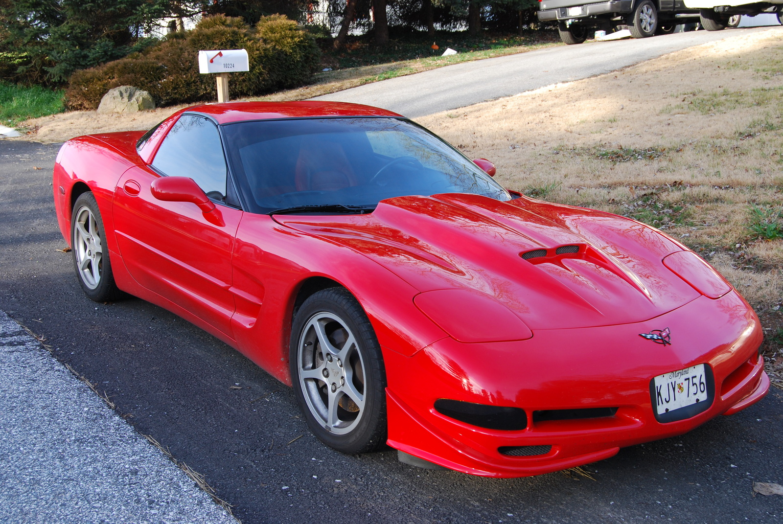 2000 Chevrolet Corvette Coupe picture, exterior