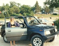 Picture of 1990 Suzuki Sidekick JLX  2-Door 4WD with Soft Top, exterior, gallery_worthy