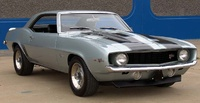 Picture of 1969 Chevrolet Camaro, exterior