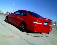 Beautiful Picture Of 1999 Honda Civic Coupe Si, Exterior, Gallery_worthy