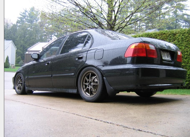 Good Picture Of 2000 Honda Civic LX, Exterior, Gallery_worthy