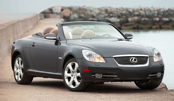 Picture of 2008 Lexus SC 430