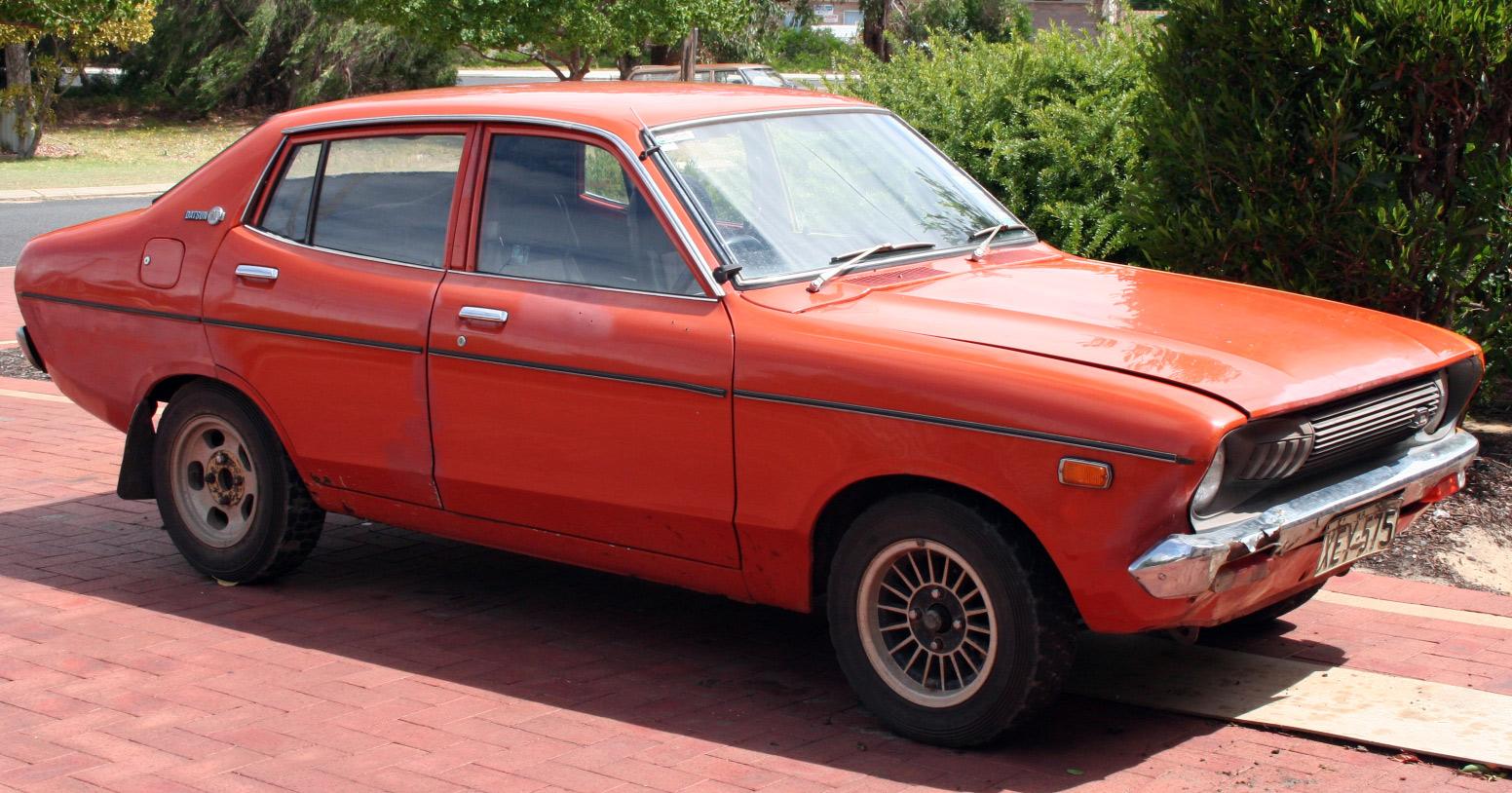 1974 Datsun 1200 Pictures Cargurus