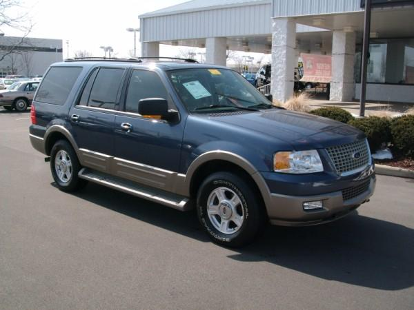 2003 ford expedition eddie bauer 4wd picture exterior. Cars Review. Best American Auto & Cars Review