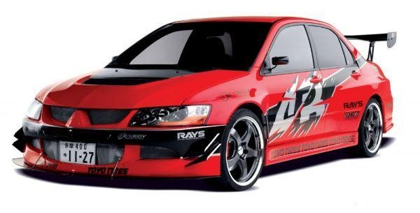 Picture of 2006 Mitsubishi Lancer Evolution MR, exterior, gallery_worthy
