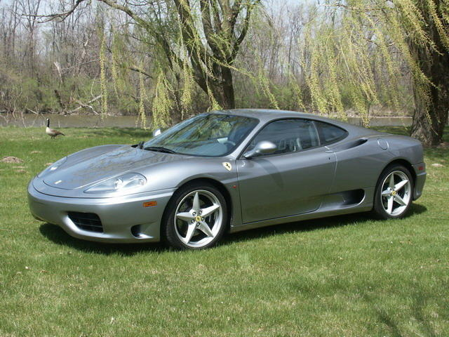 Picture of 2003 Ferrari 360 2 Dr Modena Coupe, exterior