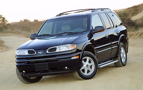 Picture of 2002 Oldsmobile Bravada 4 Dr STD AWD SUV