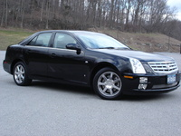 2007 Cadillac STS Luxury Performance picture, exterior