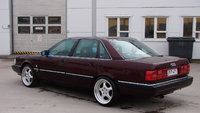 Picture of 1990 Audi 200 Quattro Turbo, exterior