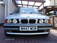 1994 BMW 5 Series 525i, 1994 BMW 525 525i picture, exterior