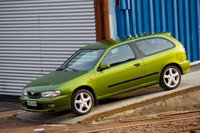 Picture of 1998 Nissan Almera, exterior