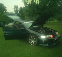 Picture of 1993 Plymouth Laser 2 Dr RS Turbo AWD Hatchback, exterior, engine