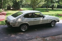 1976 Mercury Capri Overview
