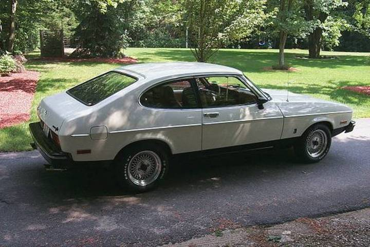 1976 Mercury Capri picture