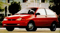 Picture of 1994 Ford Aspire 2 Dr STD Hatchback, exterior, gallery_worthy