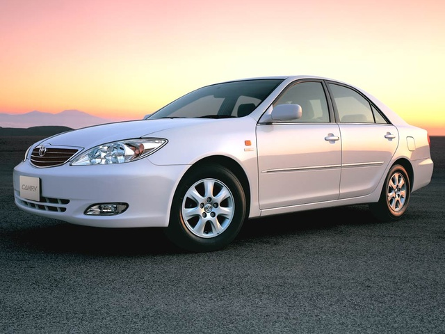 Picture of 2001 Toyota Camry LE