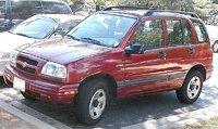 Picture of 1999 Suzuki Vitara 4 Dr JX 4WD SUV, exterior