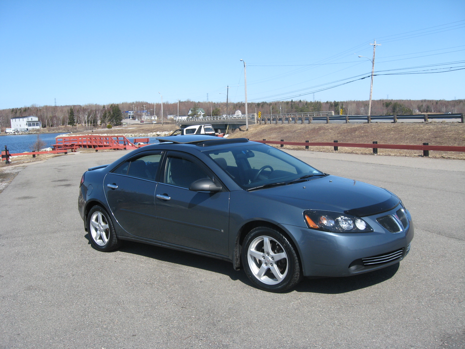2006 pontiac g6 gt sedan ca related infomation. Black Bedroom Furniture Sets. Home Design Ideas