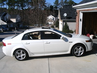 2005 Acura TL 5-Spd AT picture, exterior
