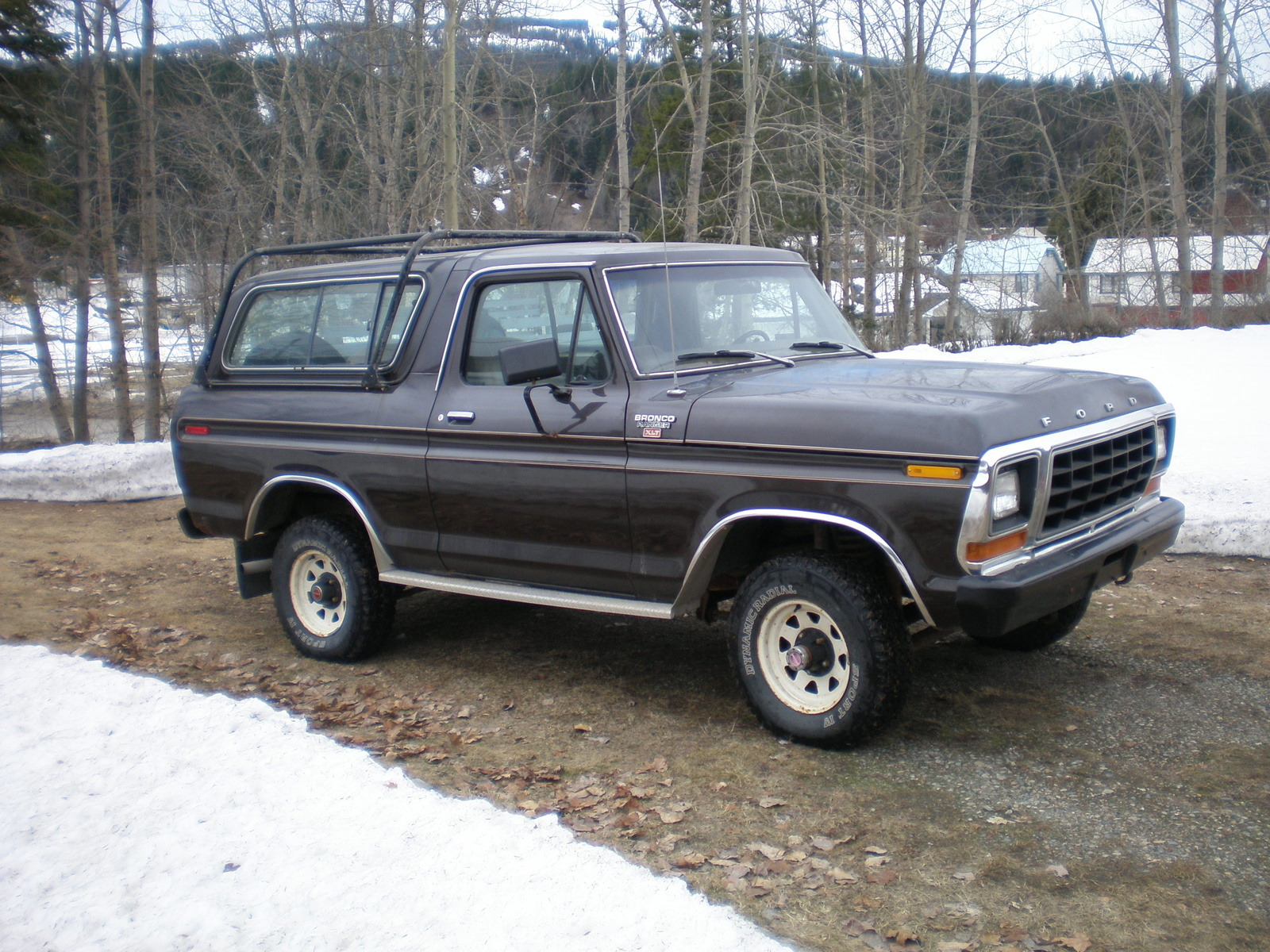 1978 Ford Bronco Review