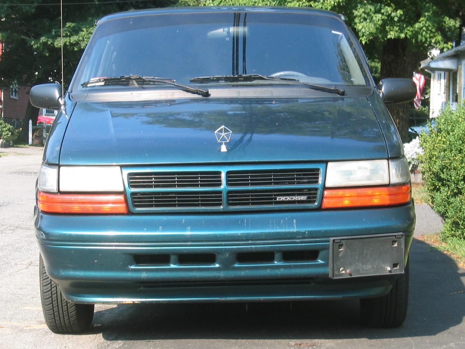 1991 Dodge Caravan Overview Cargurus
