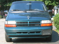 1991 Dodge Caravan Overview