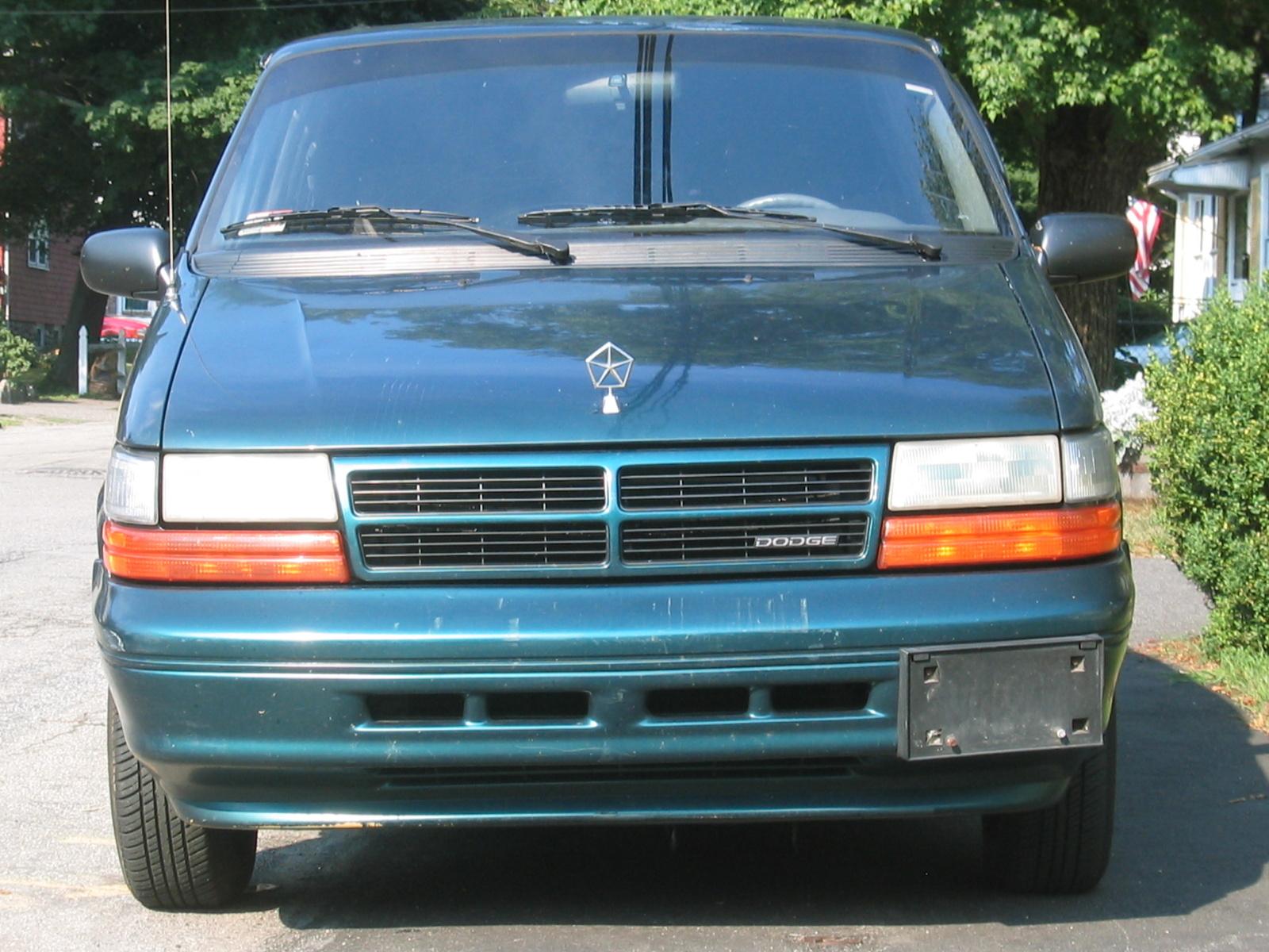Dodge Caravan Pic