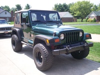 Picture of 2000 Jeep Wrangler Sahara, exterior