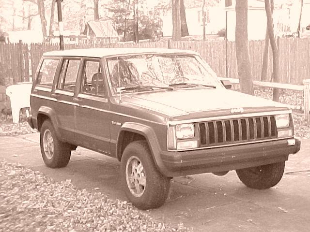 1987 Jeep Cherokee - Overview - CarGurus