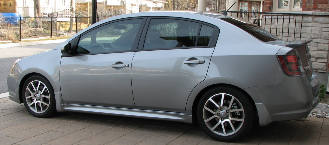2008 Nissan Sentra SE R Photo   2