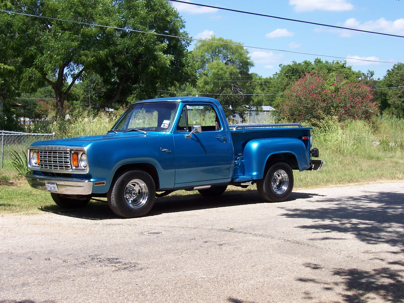 1981 Dodge Ram - Pictures - 1979 Dodge Ram 50 Pickup pictu ...